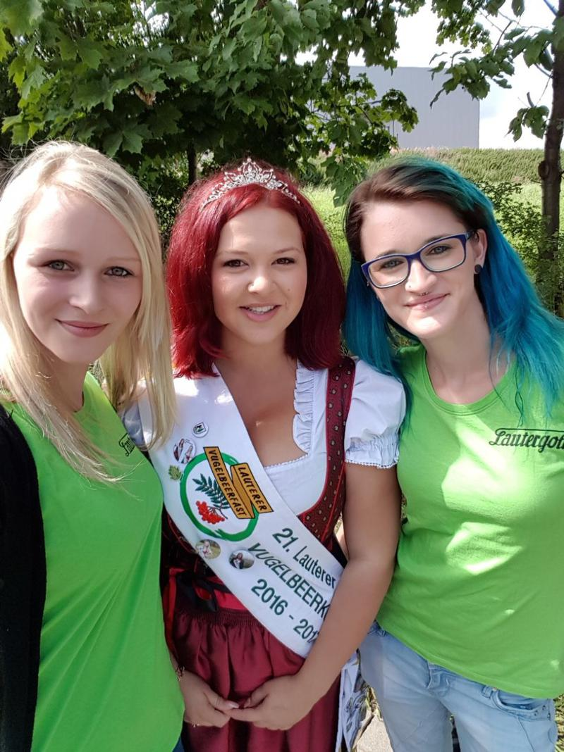 unser Promotionteam