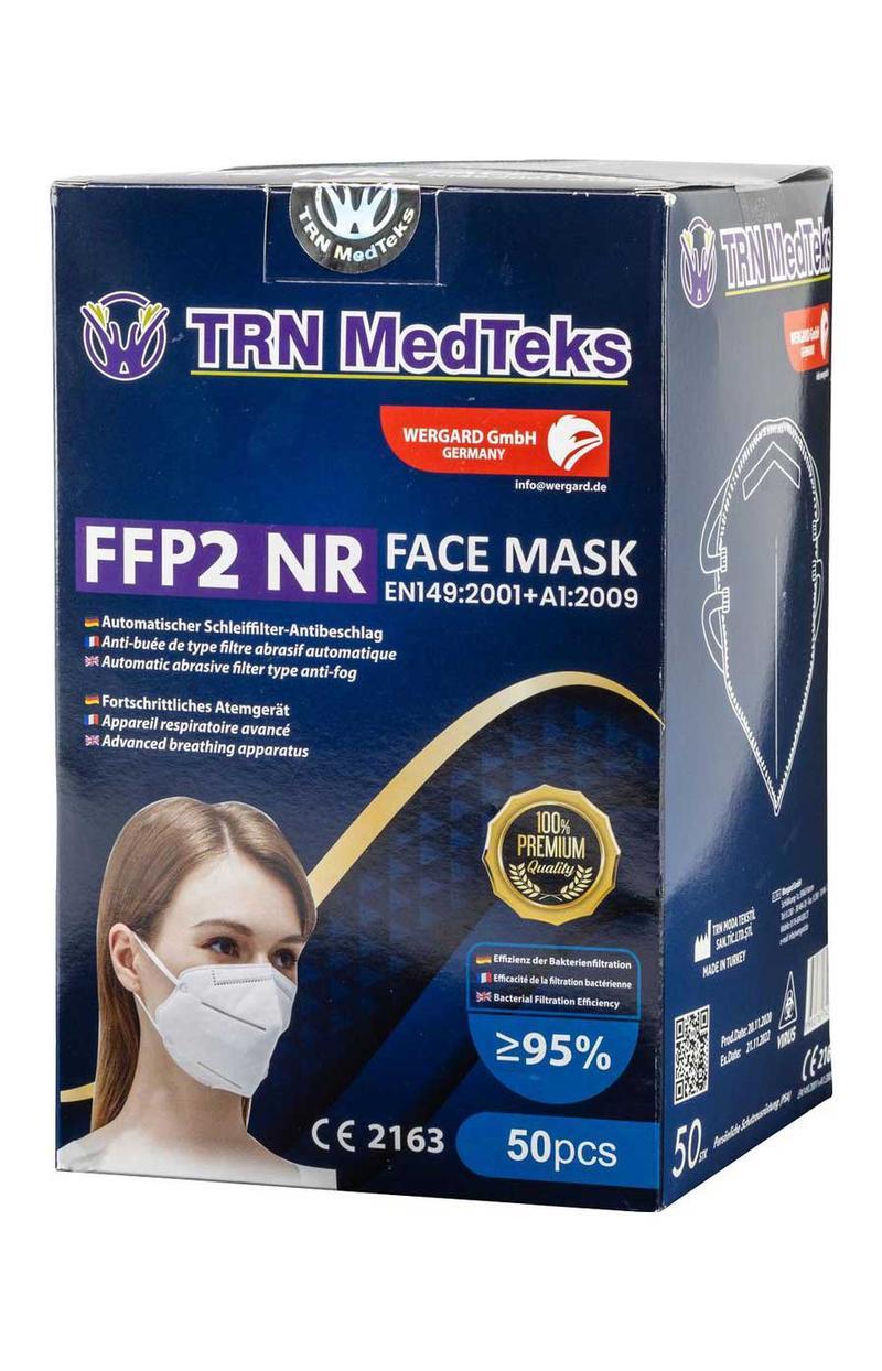 FFP2 Gesichtsmaske 50er